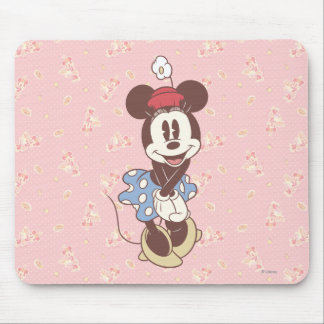 Classic Minnie Mouse 7 Mouse Pad