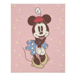 Classic Minnie Mouse 7 Poster