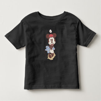 Classic Minnie Mouse 7 Toddler T-shirt