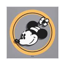 Classic Minnie Mouse Canvas Print