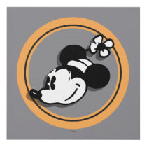 Classic Minnie Mouse Panel Wall Art