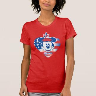 Classic Minnie | Patriotic T-Shirt