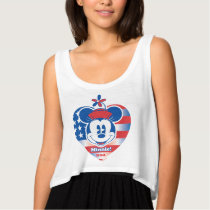 Classic Minnie | Patriotic Tank Top