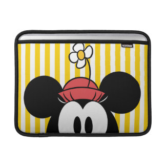 Classic Minnie | Peek-a-Boo MacBook Air Sleeve