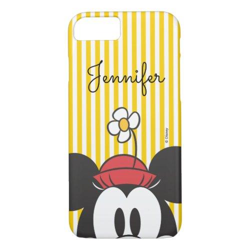 Classic Minnie | Peek-a-Boo | Your Name Phone Case