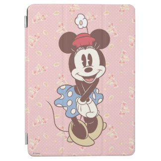 Classic Minnie | Sepia iPad Air Cover