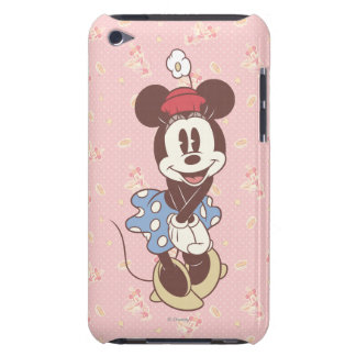 Classic Minnie   Sepia iPod Touch Cover