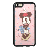 Classic Minnie | Sepia OtterBox iPhone 6/6s Plus Case