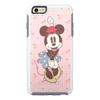 Classic Minnie   Sepia OtterBox iPhone 6/6s Plus Case