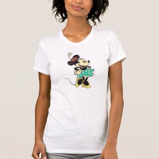 Classic Minnie | Vintage Flower Shirt