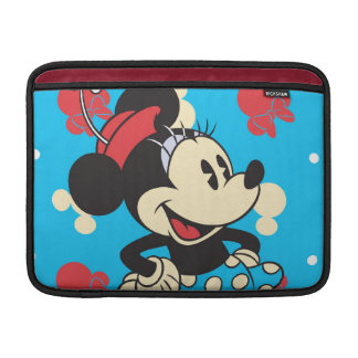 Classic Minnie | Vintage Sleeve For MacBook Air
