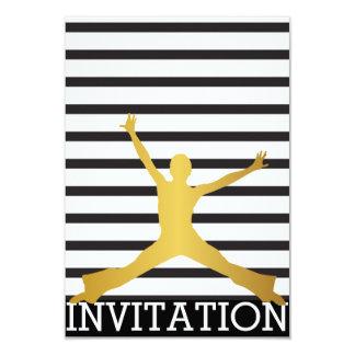 Classic Modern Dance Festival Vip Invitation