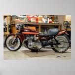 Classic Modified Z1 Dragbike Print