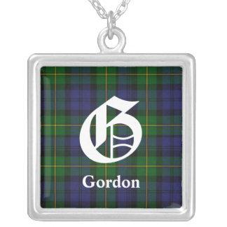 Classic Monogram Clan Gordon Necklace