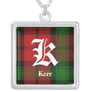 Classic Monogram Clan Kerr Necklace