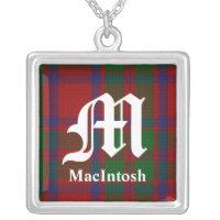 Classic Monogram Clan MacIntosh Necklace