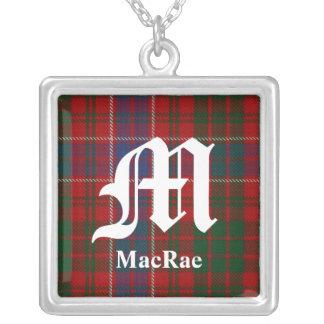 Classic Monogram Clan MacRae Necklace