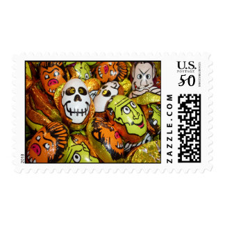 Classic Monsters Foil Candy Postage