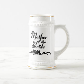 Classic Mother of the Bride 18 Oz Beer Stein