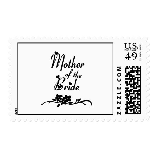 Classic Mother of the Bride Postage