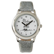 Classic Mother of the Bride Wristwatch
