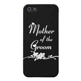 Classic Mother of the Groom Case For iPhone SE/5/5s