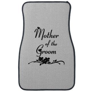 Classic Mother of the Groom Floor Mat