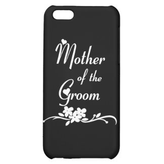 Classic Mother of the Groom iPhone 5C Cases