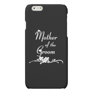 Classic Mother of the Groom Matte iPhone 6 Case