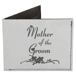 Classic Mother of the Groom Tyvek Wallet