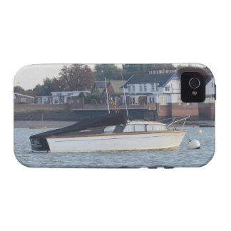 Classic Motor Boat Jane Case-Mate iPhone 4 Cover