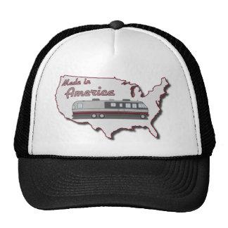 Classic Motor Home Made in America Trucker Hat