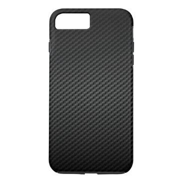bartonleclaydesign Classic Motor Racing Carbon Fibre iPhone 8 Plus/7 Plus Case