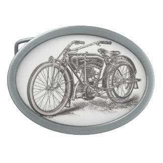 Classic Motorcycle Buckle Belt Buckle
