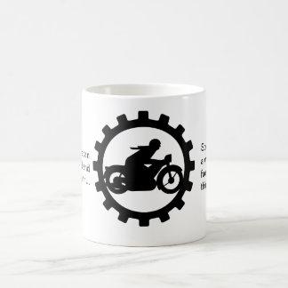 Classic Motorcycle Coffee Mug