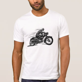 CLASSIC MOTORCYCLE IMAGE T-SHIRTS.