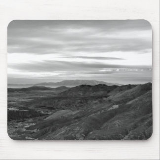 Classic Mountain View on a Mouse Pad