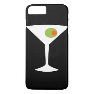 Classic Movie Martini iPhone 7 Plus Case (black)