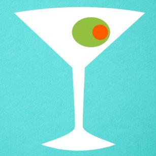 Cocktail Stickers   Zazzle