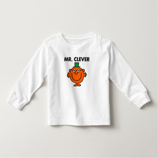 Classic Mr. Clever Logo Toddler T-shirt