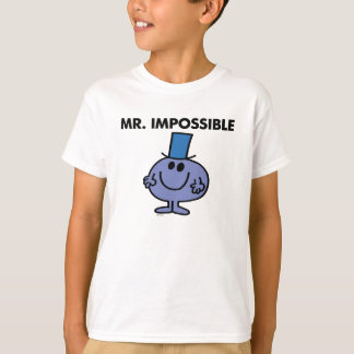 Classic Mr. Impossible T-Shirt