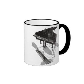 CLASSIC RINGER COFFEE MUG