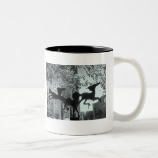 Classic Mug-Catch Your Dreams ! Two-Tone Coffee Mug
