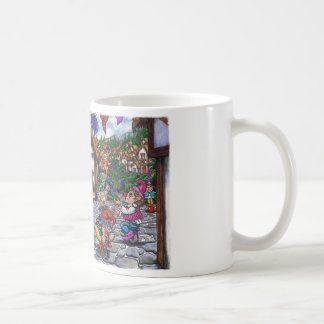classic mug, dishwasher & microwave safe coffee mug
