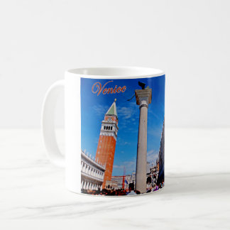 Classic mug featuring Venice's Piazza San Marco