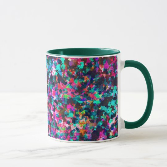 Classic Mug Informel Art Abstract