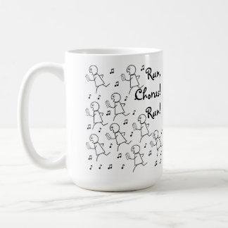 Classic Mug - Run, Chorus! Run!