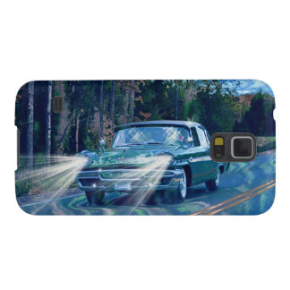 Classic Muscle Car Vehicle Collectible Galaxy S5 Case