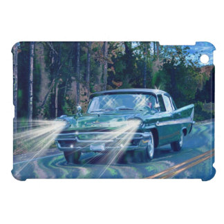 Classic Muscle Car Vehicle Collectible iPad Mini Cover