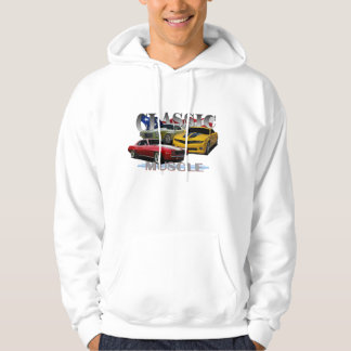 Classic Muscle Hoodie